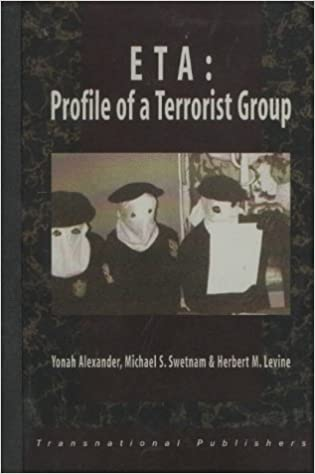 ETA: Profile of a Terrorist Group (Terrorism Library Series)
